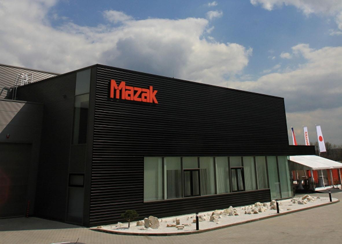 mazak czech republic prague