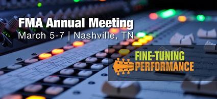 FMA Annual Meeting 2019