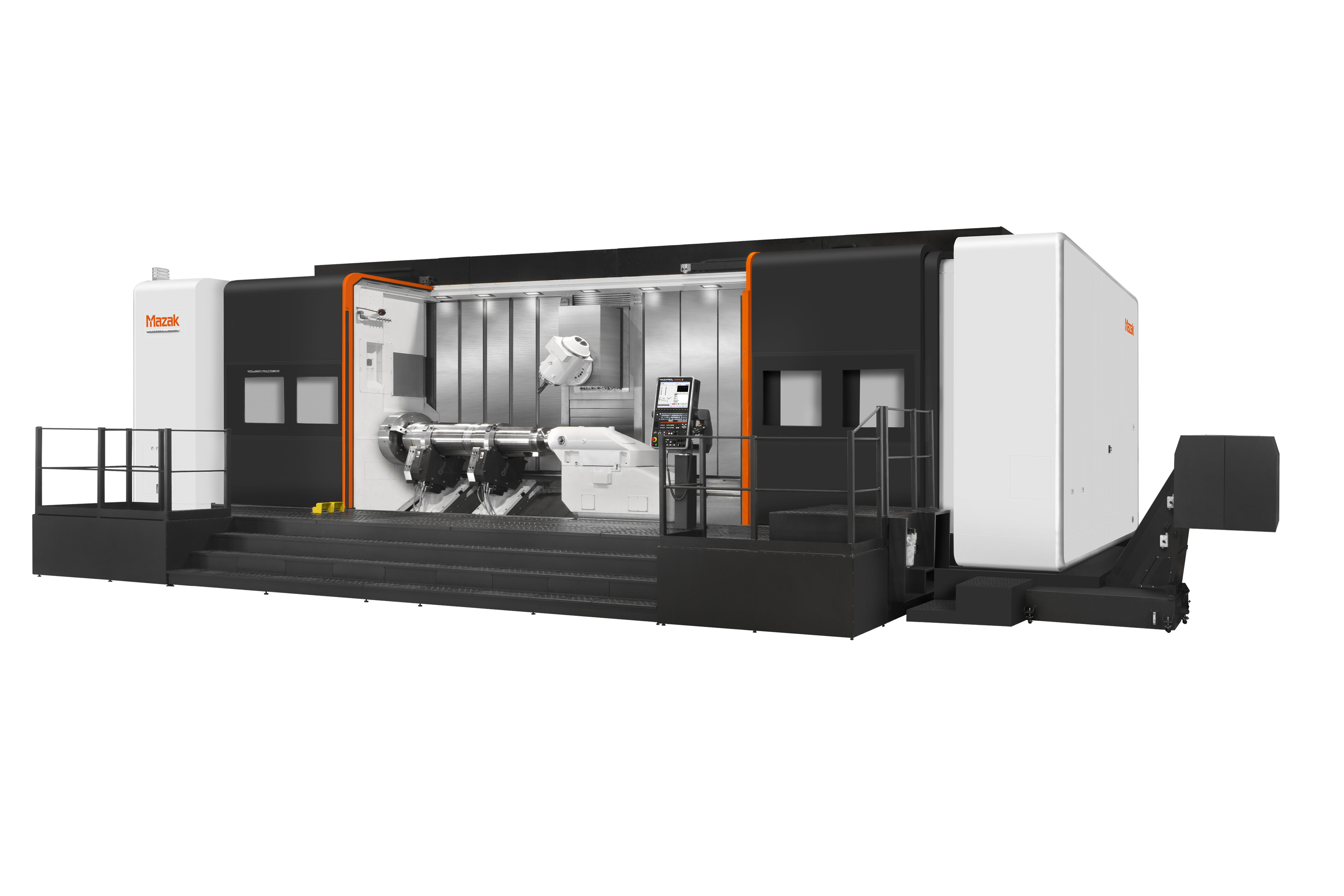 New Mazak INTEGREX e-800H II Processes Extra-Large Parts in Single