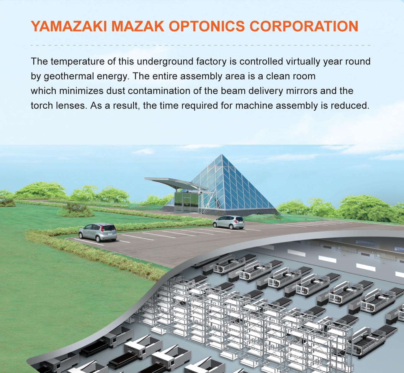 mazak optonics corporation