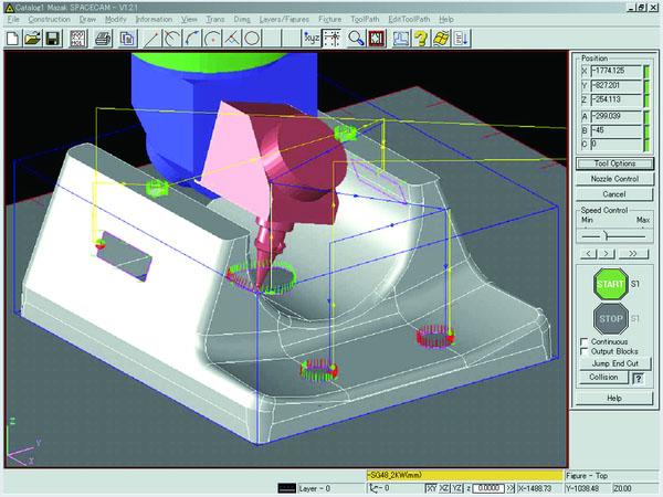 Machine Tool Technology Cnc Software Cnc Tools Mazak Uk