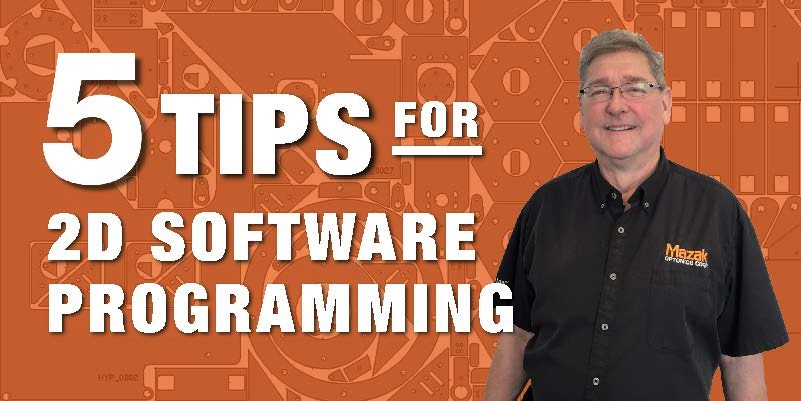 Five Tips for 2D Software Programming