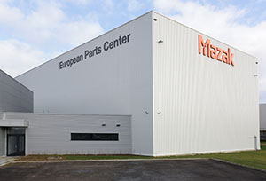 European Parts Centre | Mazak UK
