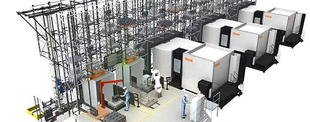 MAZATEC Smart Manufacturing System