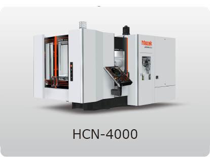 Станок с ЧПУ HCN-4000