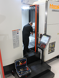 Machine Tool Maintenance | Mazak UK