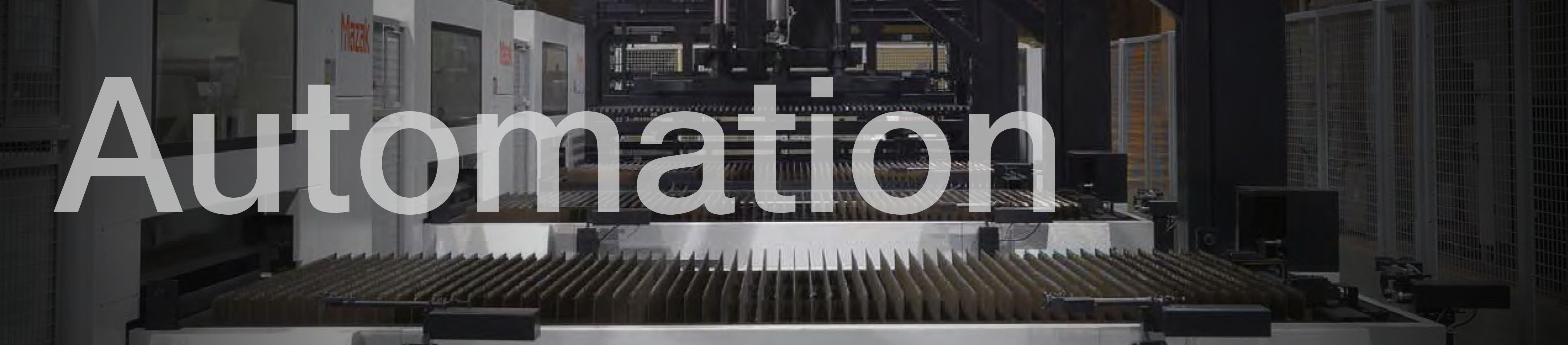 Laser cutting automation