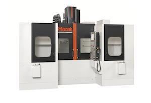 Mazak Spotlights VCN 530C-II TT Manufacturing Flexibility at