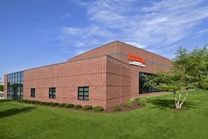 The Mazak Northeast Technology Center is located just minutes from the Bradley International Airport in Windsor Locks, Connecticut.