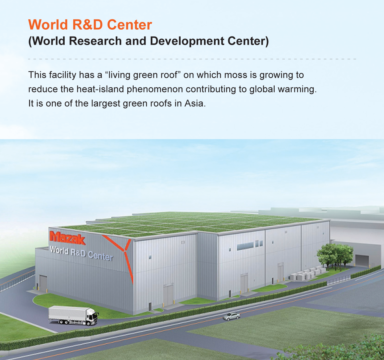 world research and development centre