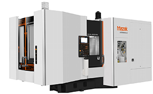 Machine solutions for large workpieces