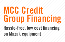 Welcome to Mazak Corporation