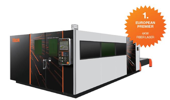 6kw Fibre Laser