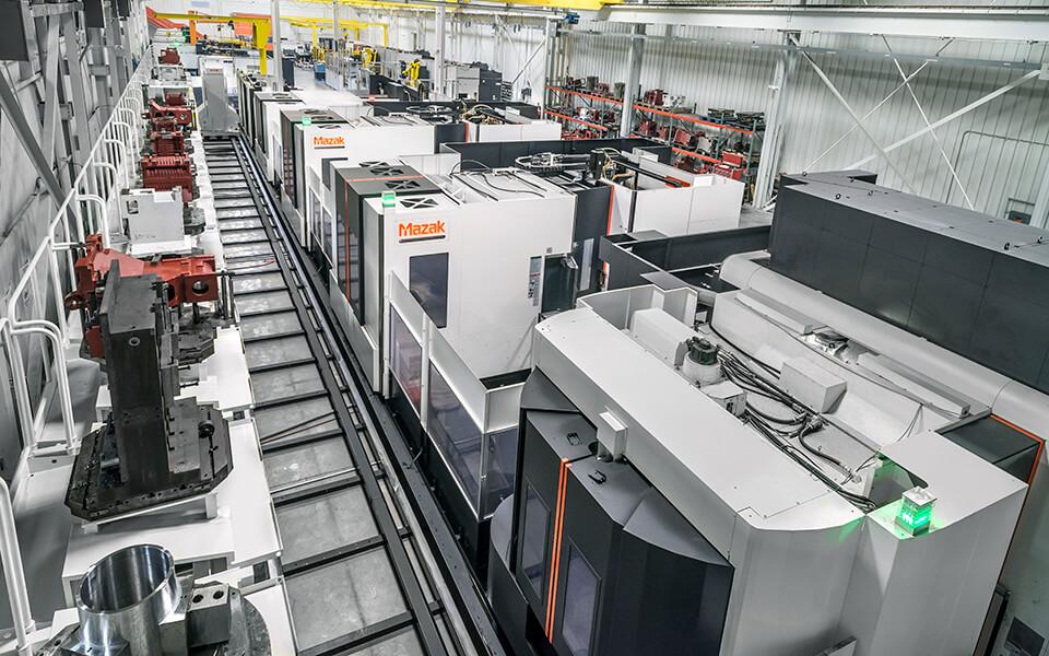 Smart Factory From Mazak News Cnctimes Com
