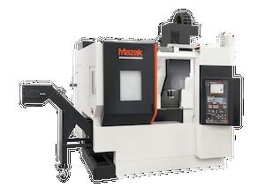 Mazak Spotlights New VCU 400 and 500 Machines at DISCOVER 2013