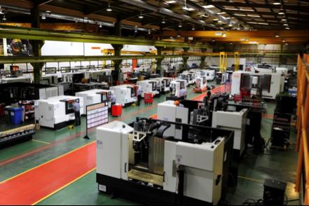 european manufacturing plant