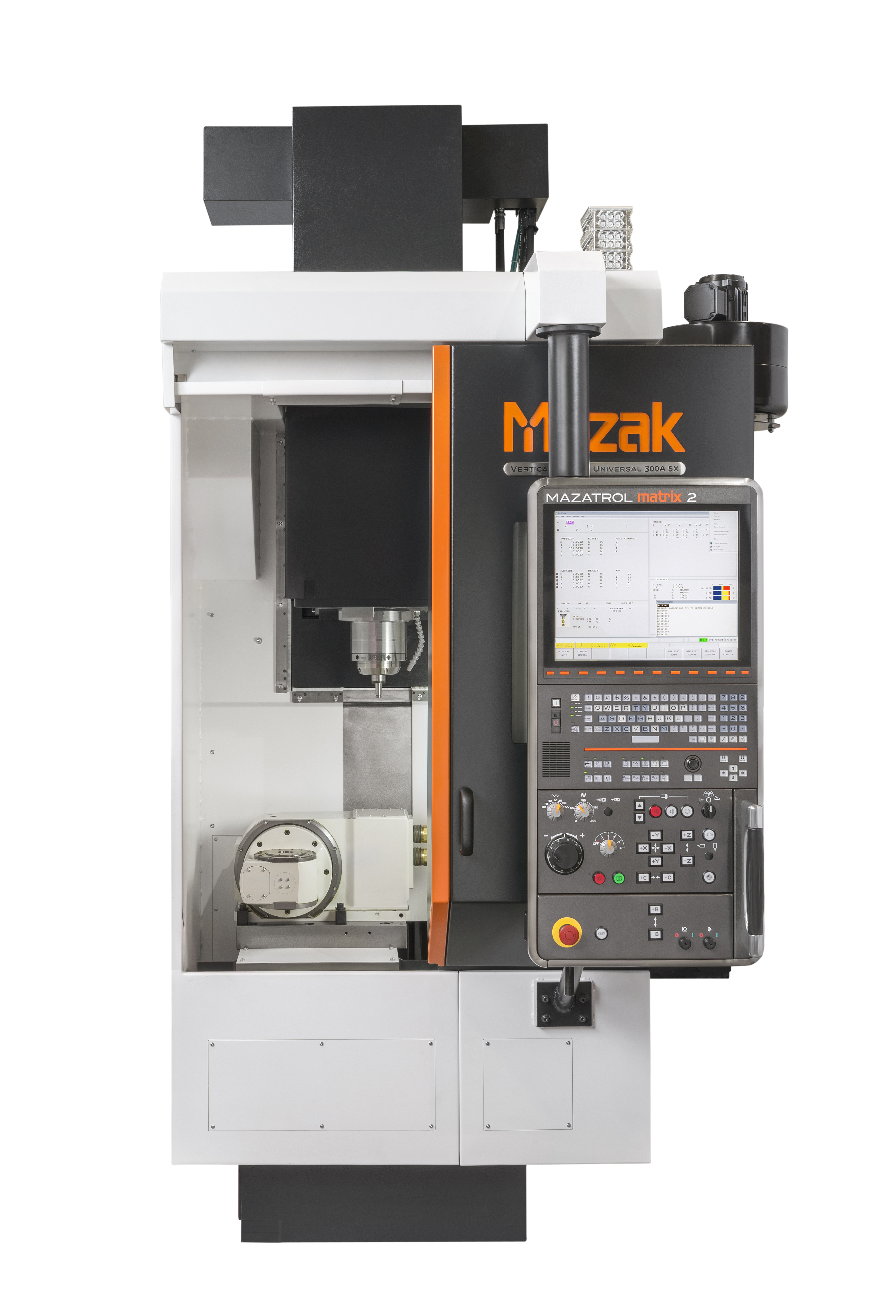 Mazak Demonstrates Simply Innovative Small Parts Production