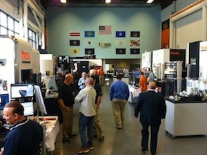 The facility hose annual events, such as Discover More With Mazak – Northeast, with various Mazak Value Inspired Partners (VIP) including LNS, Parlec, Renishaw Metrology, Royal Products, Seco Tools and Tooling U in attendance.