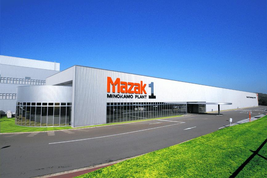 Mazak MINOKAMO PLANT 1