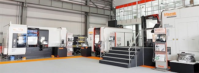 Технический центр Mazak