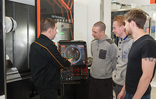 Maintenance & Programming Training | Mazak UK