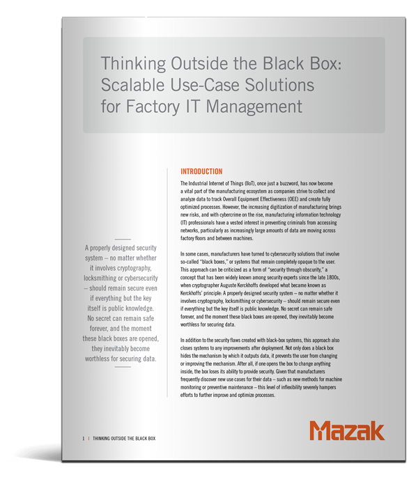 Thinking Outside the Black Box: Scalable Use-Case Solutions for