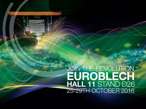 EuroBLECH 2016 - preview