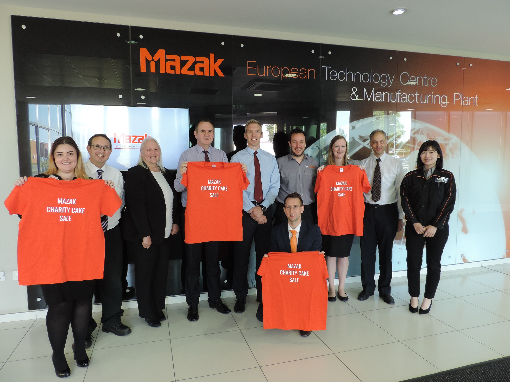 mazak cancer research