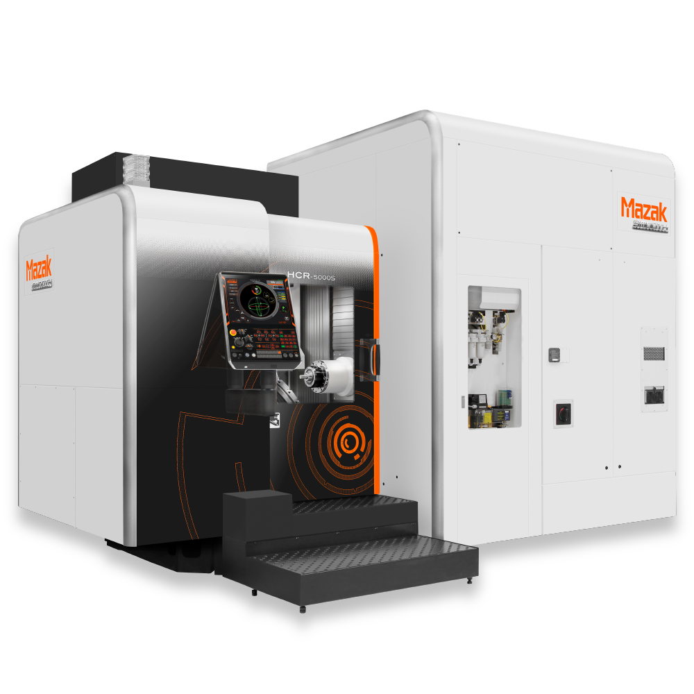5-axis machining centre for the aerospace market